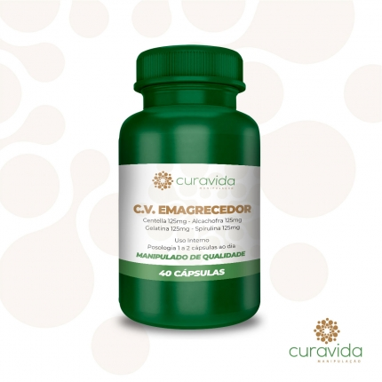 C.V. Emagrecedor 500mg